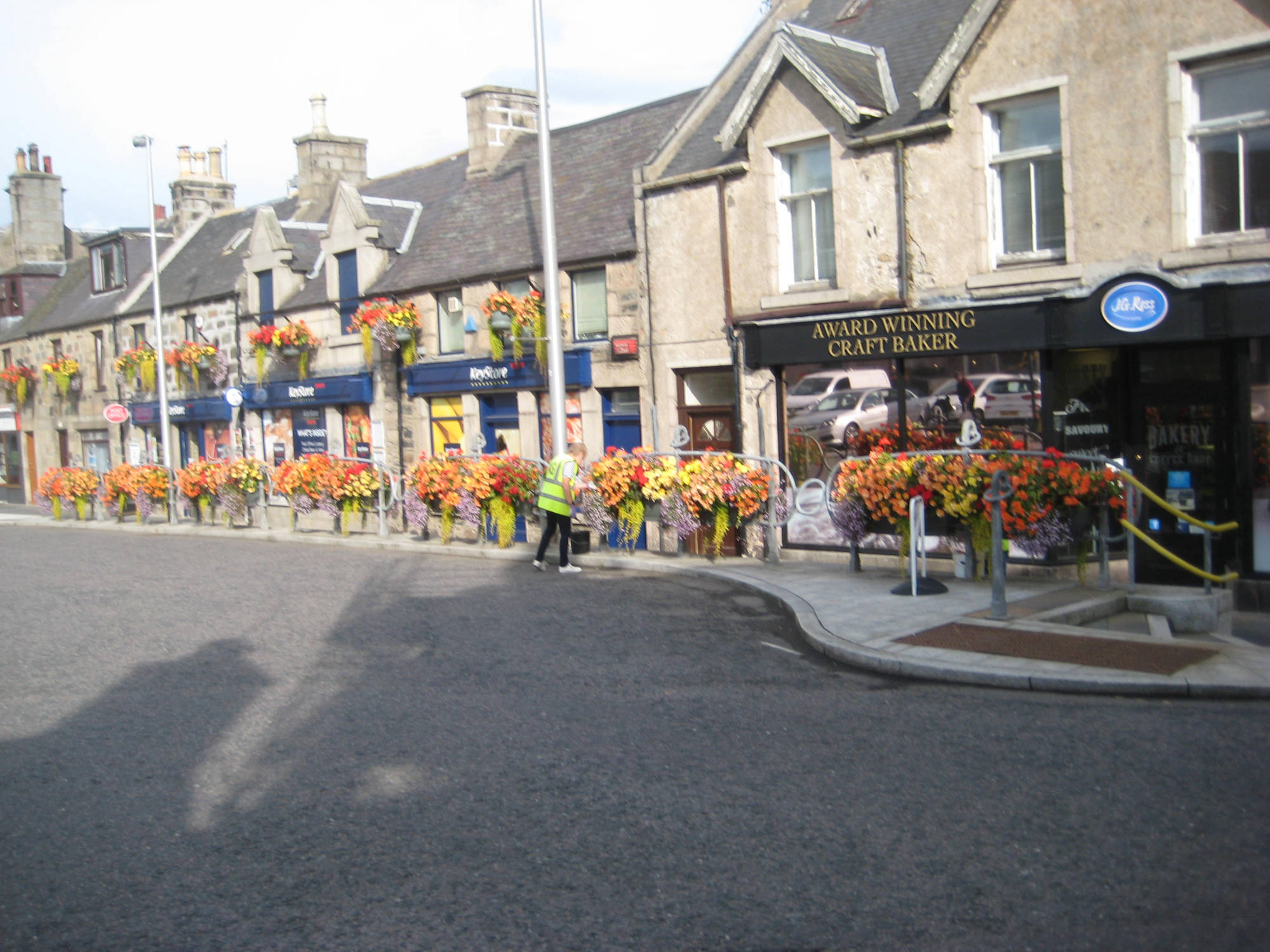 Large community winner - Oldmeldrum